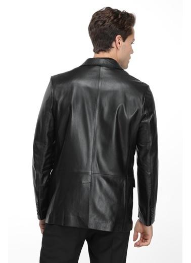 D'S Damat Ceket Siyah